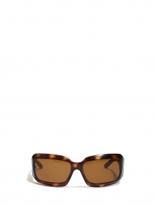 08f44b3f020 Brown tortoiseshell and mother of pearl 5076H sunglasses Retail price €220