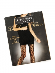 Black graphic tights NEW Retail price €25 Size S