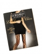 Black graphic tights 30D NEW Retail price €25 Size 2