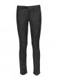 Jean slim gris foncé chiné Prix boutique 160€ Taille XS