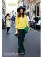 Pull col rond en maille de cachemire de luxe jaune miel Px boutique 900€ Taille 38