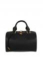 Sac à main duffle bag Aurore en cuir noir Prix boutique 1500€