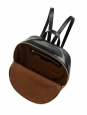 BECKETT eco-friendly faux leather black backpack Retail price €1050
