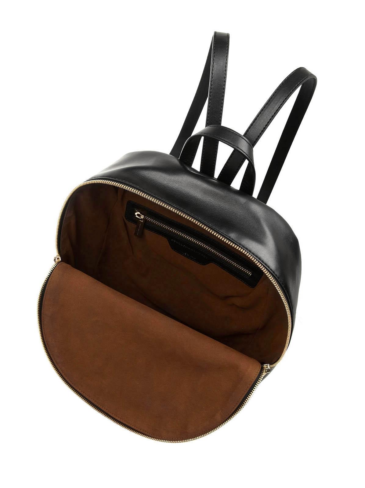 be43c7009e ... Sac à dos BECKETT noir en faux cuir eco-friendly Prix boutique 1050€ ...