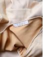 Pale pink silk open back Charleston dress Retail price €1100 Size 36