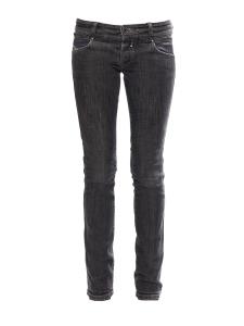 Dark grey low waist slim fit jeans Retail price €180 Size 36