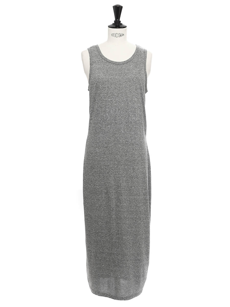 3ea5ab68ba97a1 Heather grey jersey THE PERFECT MUSCLE TEE dress Retail price  138 Size 1