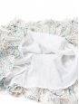 Jupe courte en coton et soie imprimée Prix boutique 360€ Taille 36