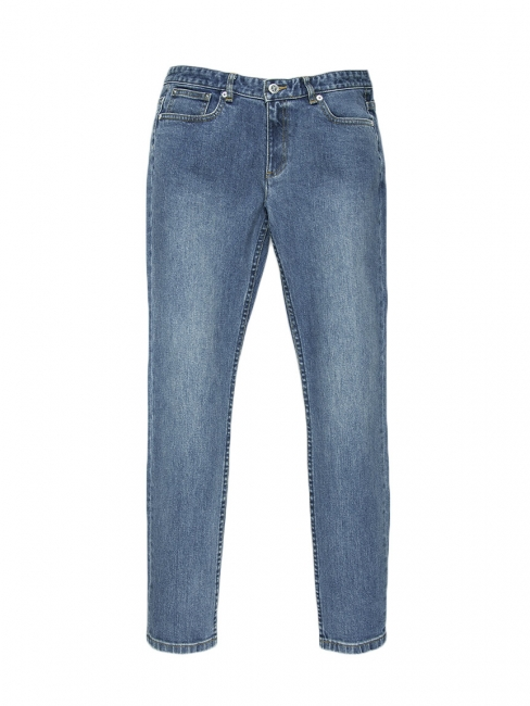 Medium blue MOULANT slim fit jeans Retail price €160 Size XS (25)