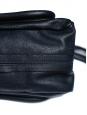 PARATY midnight blue leather medium shoulder bag Retail price 1450€ NEW