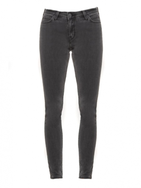 Scarlett skinny high waist grey jeans Retail price €90 Size W29 L33