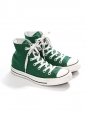 Baskets montantes Chuck Taylor Classi All Star en toile vert sapin Taille 37