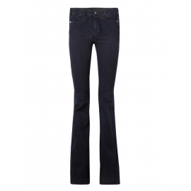 Dark blue The '70s high-rise flared jeans Retail price €325 Size 26