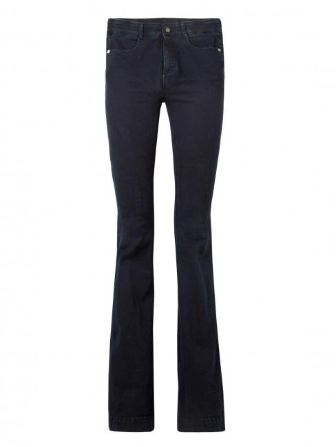 Jean taille haute The 70s évasé bleu brut Prix boutique 325€ Taille 26