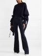Jean taille haute The 70s évasé bleu brut Prix boutique 325€ Taille 27