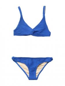 Klein blue Ilha Grande briefs and Buzios top bikini NEW Retail price €215 Size S