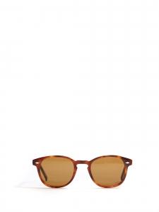Lunettes de soleil La 711 monture écaille camel verres marron clair Prix boutique 260€ NEUVES