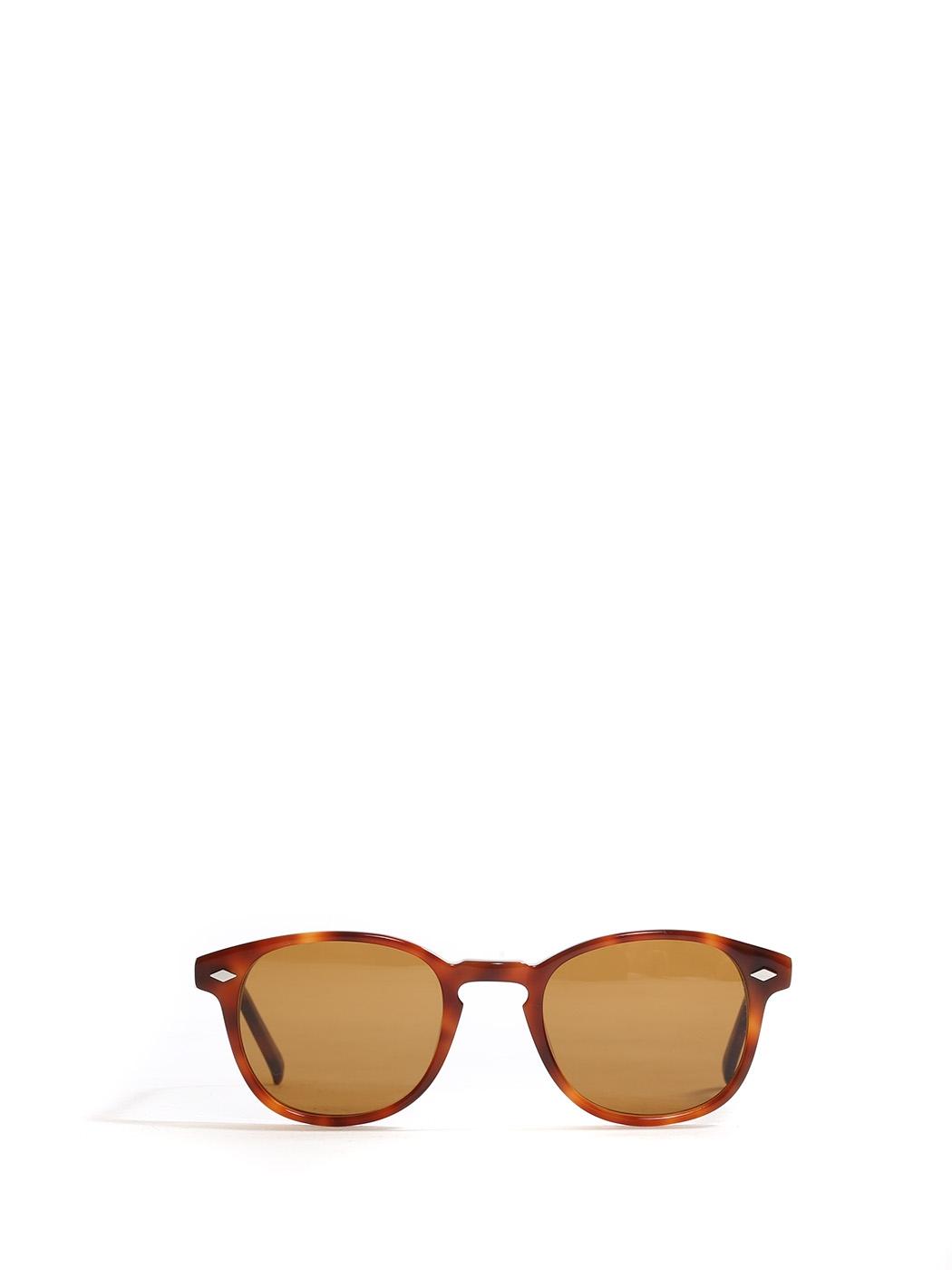 c229e6b3ff8 LA 711 camel tortoiseshell frame luxury sunglasses with brown lenses Retail  price €260 NEW