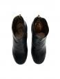 Bottines ALONA en cuir lisse noir Prix boutique 690€ Taille 37