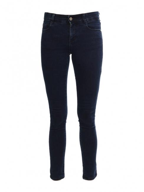 Jean slim fit en coton bleu brut Px boutique 225€ Taille 34