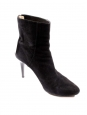 jimmy-choo-bottines-stiletto-bout-pointu-suede-noir-taille-38
