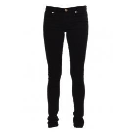 SHINE Black mid-rise skinny denim pants Retail price $215 Size XS