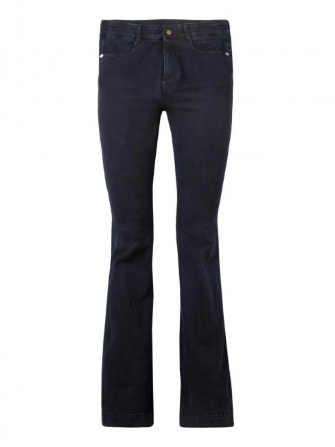 Jean taille haute The 70s évasé bleu brut Prix boutique 325€ Taille 31 (40)