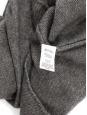 Pull col en laine et yak Prix boutique $400 Taille S