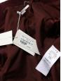 Veste blazer classique rouge bordeaux Px boutique 1100€ Taille 36