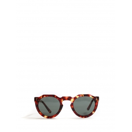 PICA burgundy red tortoiseshell frame luxury sunglasses Retail price €350 NEW