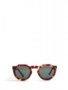 PICAS K7 burgundy red tortoiseshell frame luxury sunglasses Retail price €260 NEW