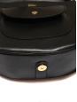 Sac à bandoulière VANESSA SEWARD en cuir noir Px boutique 430€