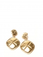 Gold-tone C signature clip earrings Retail price €1400