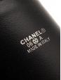 Ceinture rayée en velours noir et blanc Prix boutique 800€ Taille 36/38