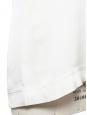 Top sans manche décolleté V plongeant en soie blanc ivoire Prix boutique 800€ Taille 36