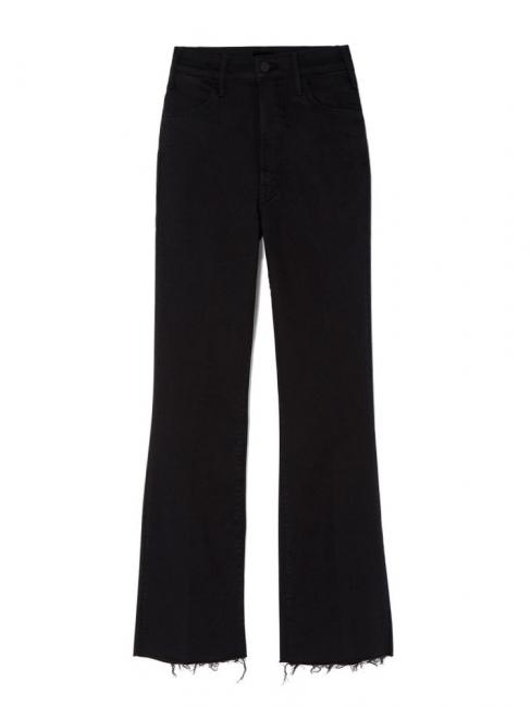 Jean THE HUSTLER Not Guilty taille haute slim fit noir Prix boutique 220€ Taille M (27)