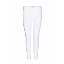 THE PIXIE slim fit low Waist white jeans Retail price €280 Size XS