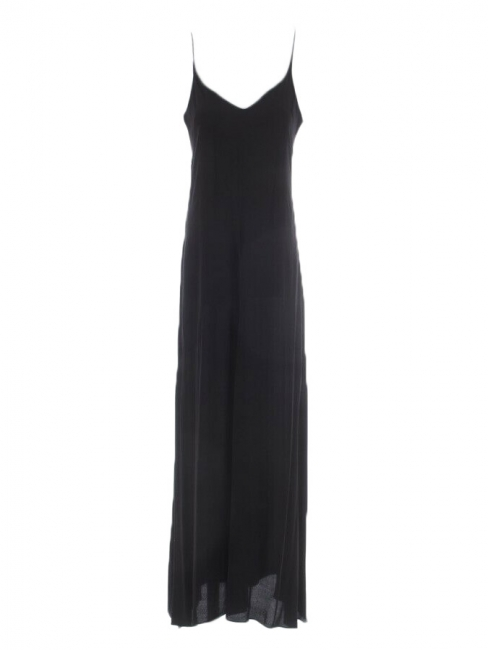 c944345effd Louise Paris - AND OTHER STORIES Black crepe open back maxi dress ...