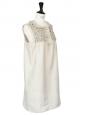 Robe de cocktail Couture cristaux swarovski