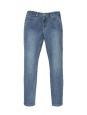 Medium blue MOULANT slim fit jeans Retail price €160 Size 25