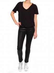 Jean slim LIBERTY effet enduit noir brillant Prix boutique 300€ Taille 34