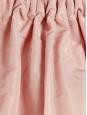Jupe patineuse en faille rose pâle Px boutique 450€ Taille 36