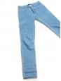 Jean Petit New Standard en toile denim japonaise bleu clair NEUF Prix boutique 160€ Taille 34