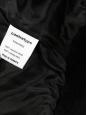 CHLOE Black fur cropped jacket Retail price €4000 Size 38