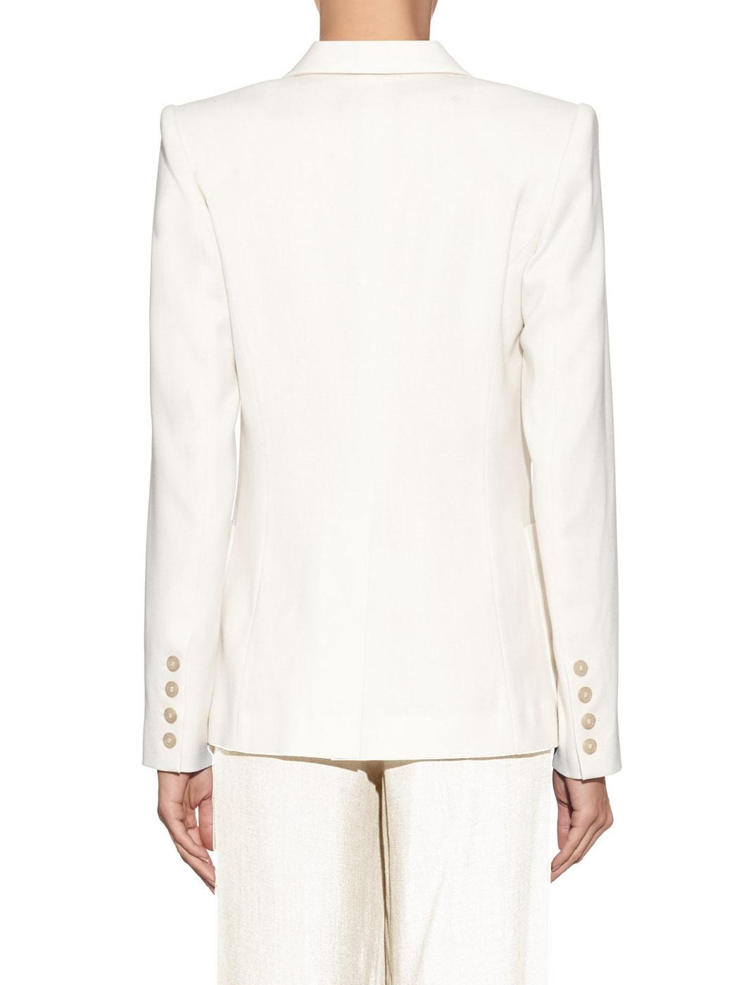 5ba5ab85fac Louise Paris - ISABEL MARANT Ivory white suit with Dryam blazer ...