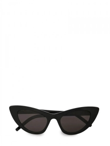 LILY SL213 cat eye black sunglasses Retail price €260