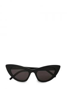 Lunettes de soleil LILY SL213 cat eye papillon noir Prix boutique 260€