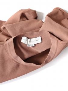 Top manches courtes en jersey stretch rose foncé Prix boutique $865 Taille 34/36