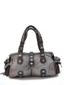 Sac Silverado en python gris Px boutique 2450€