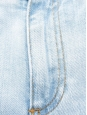 Light washed blue The '70s high-rise flared jeans Retail price €325 Size 24